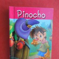 Libros de segunda mano: PINOCHO - MINIESCOGIDOS - SERVILIBRO EDICIONES - TAPA DURA- 11X8 CM.. Lote 288644553