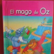 Libros de segunda mano: EL MAGO DE OZ - MINIESCOGIDOS - SERVILIBRO EDICIONES - TAPA DURA- 11X8 CM.. Lote 288645178