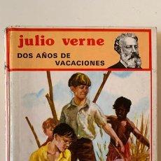 Libros de segunda mano: DOS AÑOS DE VACACIONES - JULIO VERNE - EDITORIAL MOLINO - 1983. Lote 288647693