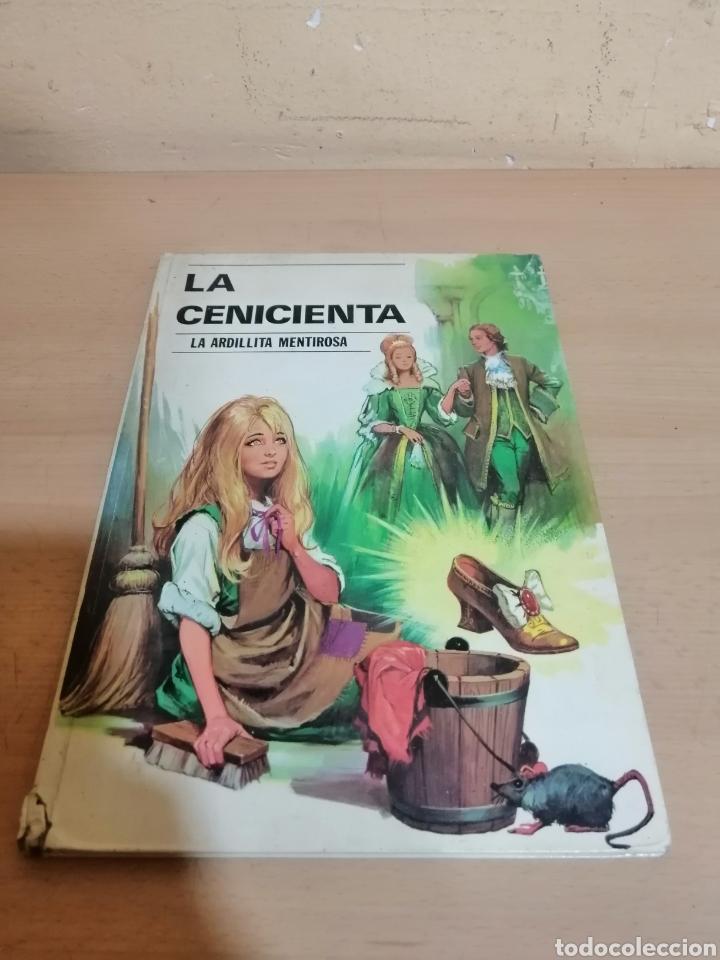 LA CENICIENTA LA ARDILLITA MENTIROSA (Libros de Segunda Mano - Literatura Infantil y Juvenil - Cuentos)