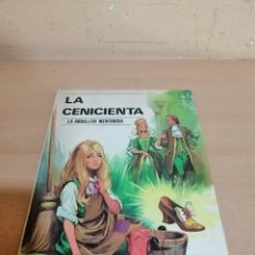 Libros de segunda mano: LA CENICIENTA LA ARDILLITA MENTIROSA. Lote 288679198