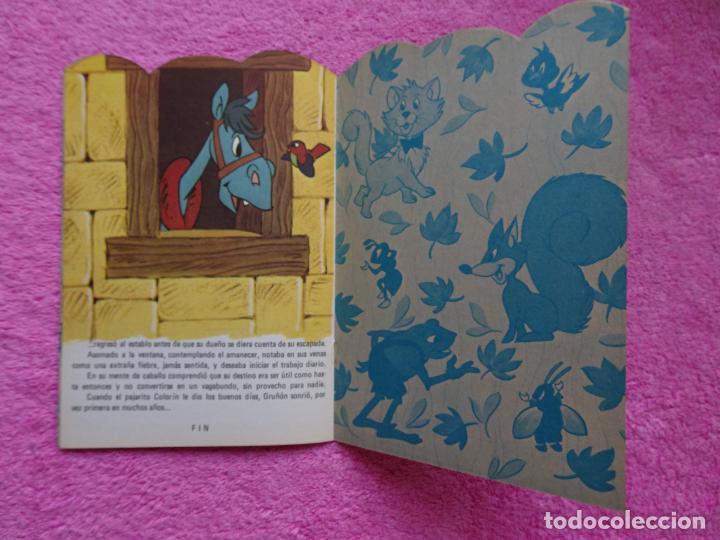 Libros de segunda mano: gruñón corre una aventura ediciones alonso 1981 cuentos troquelados fa 52 - Foto 5 - 288703858