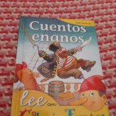 Libros de segunda mano: CUENTOS ENANOS LEE CON GLORIA FUERTES. Lote 288916638