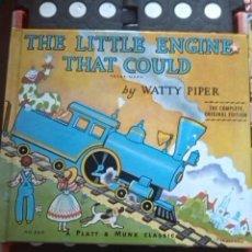 Libros de segunda mano: THE LITTLE ENGINE THAT COULD. WATTY PIPER. A PLATT & MUNK CLASSIC. PUBLISHERS. 2008.. Lote 289527928