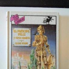Libros de segunda mano: EL PRÍNCIPE FELIZ, OSCAR WILDE. COLECCIÓN TUS LIBROS ANAYA - PRIMERA EDICIÓN 1992. Lote 289695663