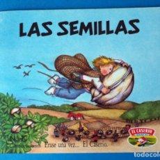 Libros de segunda mano: CUENTO EL CASERÍO: LAS SEMILLAS. ERASE UNA VEZ... EL CASERÍO. Nº 10. AÑO 1989. Lote 289751423