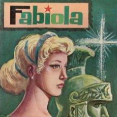 Libros de segunda mano: FABIOLA.COLECCIÓN AMABLE. EDICIÓN 1962. Lote 289752133