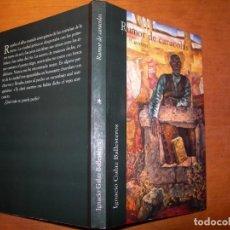 Libros de segunda mano: RUMOR DE CARACOLAS / IGNACIO BALLESTEROS. Lote 289766543