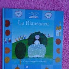 Libros de segunda mano: LA BLANCANEU EDICIONS 62 2005 COL-LECCIÓ ELS NOSTRES CONTES IL-LUSTRATS 1. Lote 294848438