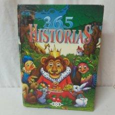 Libros de segunda mano: LIBRO DE 365 HISTORIAS CORTAS PARA CADA DÍA. Lote 294956398