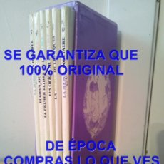Libros de segunda mano: CONTES DE LA MERCÉ TORRENTS 6 TOMOS EN ESTUCHE JUSTO LO QUE VES U73. Lote 295630243
