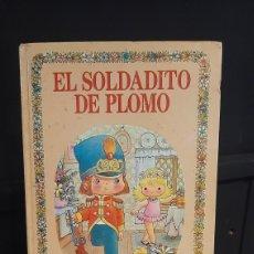 Libros de segunda mano: EL SOLDADITO DE PLOMO COLECCION BUENAS NOCHES Nº 9 .EDITORIAL BRUGUERA. Lote 295702443