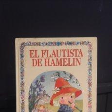 Libros de segunda mano: EL FLAUTISTA DE HAMELIN COLECCION BUENAS NOCHES Nº 7 .EDITORIAL BRUGUERA. Lote 295702628