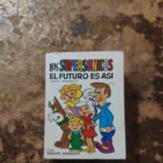 Libros de segunda mano: MINI INFANCIA N° 52: LOS SUPERSONICOS EL FUTURO ES ASI (ED. BRUGUERA). Lote 296736368