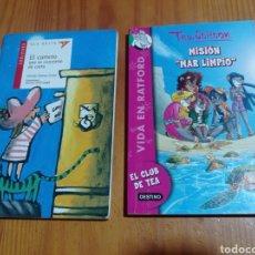 Libros de segunda mano: IS-133 LIBROS JUVENILES. Lote 296738083