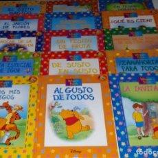 Libros de segunda mano: WINNIE THE POO 30 CUENTOS 2005 EDITORIAL SALVAT. Lote 296739263