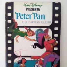 Libros de segunda mano: WALT DISNEY PRESENTA: PETER PAN Y EL CAPITÁN GARFIO - CLUB INTERNACIONAL DEL LIBRO (1985). Lote 296751173