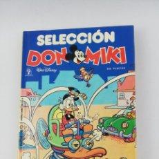 Libros de segunda mano: SELECCION DON MIKI WALT DISNEY. Lote 297097553