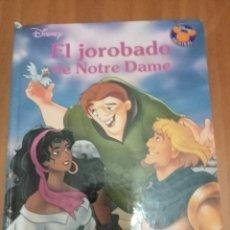 Libros de segunda mano: EL JOROBADO DE NOTREDAME. Lote 297105163