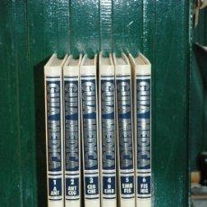 Libros de segunda mano: GUÍA MÉDICA-SALVAT 6 TOMOS.1.982. AHORA 30% DE DESCUENTO. Lote 27246621