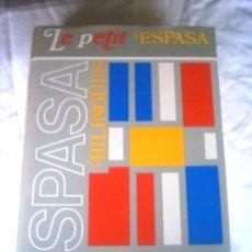 Libros de segunda mano: LE PETIT ESPASA 1991. Lote 27440999