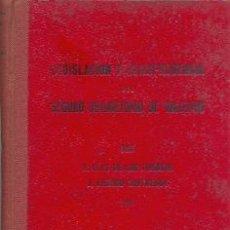 Libros de segunda mano: LEGISLACION Y JURISPRUDENCIA DEL SEGURO OBLIGATORIO DE VIAJEROS .. FRANCISCO DIEZ DE LAS FUENTES1943. Lote 16361268