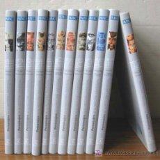 Libros de segunda mano: PERSONAJES DE LA HISTORIA UNIVERSAL- 12 TOMOS- DESDE LA A A LA Z - 2001. Lote 12796578