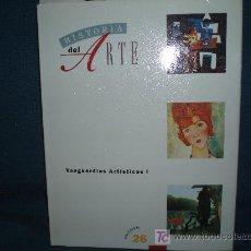 Libros de segunda mano: HISTORIA DEL ARTE SALVAT,EDIC.1991 TOMO 26: VANGUARDIAS ARTISTICAS I. Lote 6478097