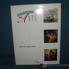 Libros de segunda mano: HISTORIA DEL ARTE SALVAT. EDIC.1991 VOLUMEN 21: ARTE DEL SIGLO XVIII. Lote 6478122