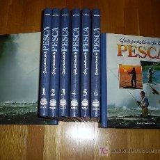 Libros de segunda mano: GUÍA PRÁCTICA DE LA PESCA- PLANETA AGOSTINI. Lote 23541757