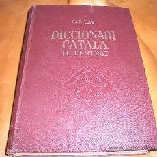 Libros de segunda mano: PAL-LAS-DICCIONARI CATALA IL-LUSTRAT- EMILI VALLES-. Lote 6839072
