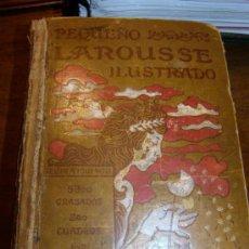Libros de segunda mano: PEQUEÑO LAROUSSE . Lote 27514750