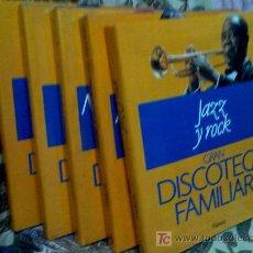 Libros de segunda mano: GRAN DISCOTECA FAMILIAR DE PLANETA EN CINCO TOMOS 1991 CON ILUSTRACIONES Y FOTOGRAFÍAS. Lote 26338553