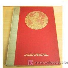 Libros de segunda mano: EL ATLAS DE NUESTRO TIEMPO LIBRO ROJO SELECCIONES DEL READER´S DIGEST VER FOTO. Lote 22648728