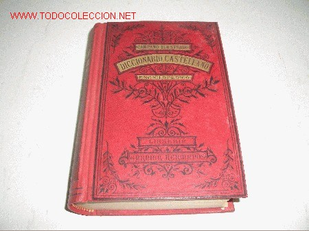 DICCINARIO CASTELLANO -- CAMPANO- (Libros de Segunda Mano - Cursos de Idiomas)
