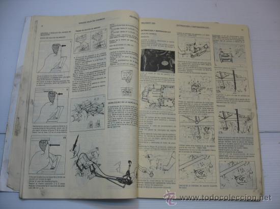 Libros de segunda mano: LA GUIA TECNICA Y`PRACTICA COMPLETA VOTRE VEDETTE SIMCA - Foto 7 - 47794953
