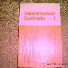 Libros de segunda mano: MINILAROUSSE ILUSTRADO 1. Lote 12826531