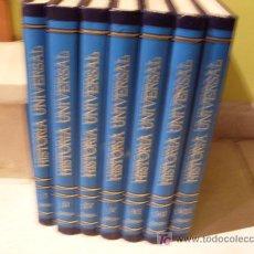 Libros de segunda mano: HISTORIA UNIVERSAL CASTELL ( DEL 1 AL 8 EXCEPTO EL 3 ) TAMBIEN SE VENDEN SUELTOS A 10€). Lote 26662675