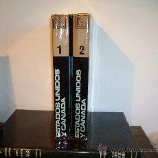 Libros de segunda mano: ESTADOS UNIDOS Y CANADA. Lote 27346431