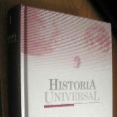 Libros de segunda mano: HISTORIA UNIVERSAL Nº 1. Lote 25062219