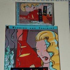 Libros de segunda mano: BIZARRE TALES. PETER FOREMAN. BLACK CAT. LIBRO Y CASETE DE AUDIO. Lote 23471404