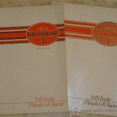 Libros de segunda mano: NEW PRACTICE 3 LIBRO DE TEXTO+NEW PRACTICE 3 LIBRO DE EJERCICIOS NUEVOS A ESTRENAR.. Lote 27785286