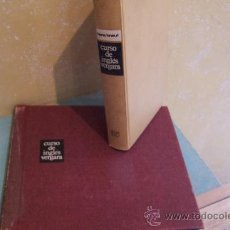 Libros de segunda mano: CURSO DE INGLÉS VERGARA 1964 CON VINILOS.. Lote 32814824