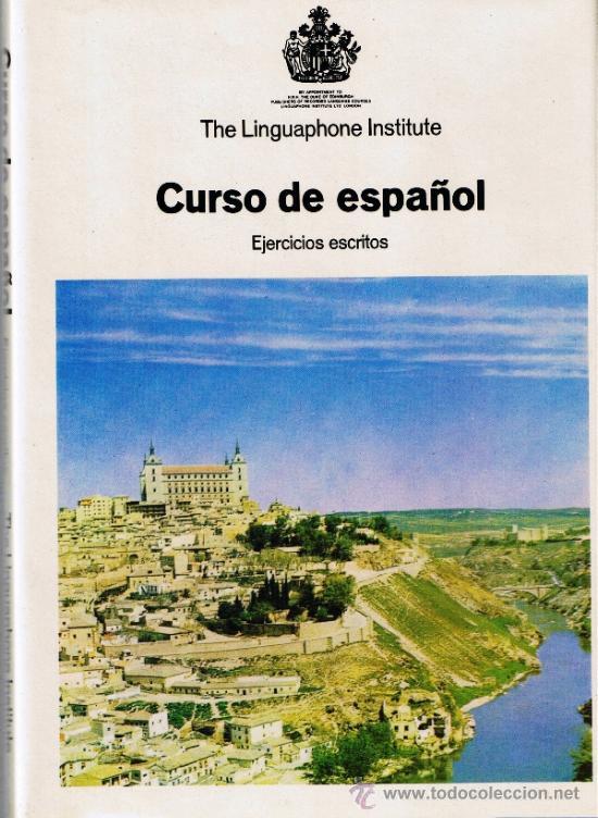 MALETIN - CURSO IDIOMA ESPAÑOL - CURSO DE ESPAÑOL PARA HOLANDA -1980- FOTOS ADICIONALES (Libros de Segunda Mano - Cursos de Idiomas)