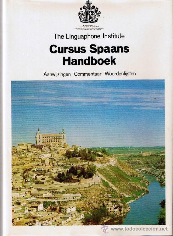 Libros de segunda mano: MALETIN - CURSO IDIOMA ESPAÑOL - CURSO DE ESPAÑOL PARA HOLANDA -1980- FOTOS ADICIONALES - Foto 3 - 32850028
