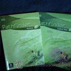 Libros de segunda mano: PATHFINDER 3. (MÉTODO DE INGLÉS PARA ESCUELA OFICIAL DE IDIOMAS). LONGMAN.. Lote 39772383