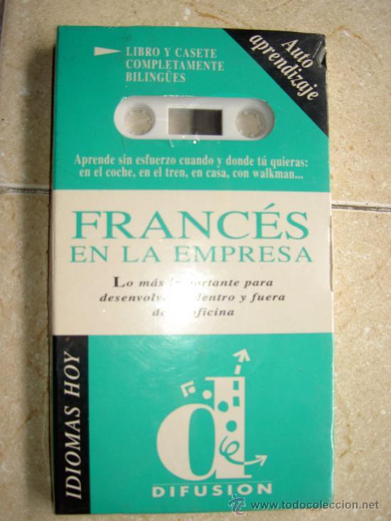 FRANCES EN LA EMPRESA. IDIOMAS HOY AUTOAPRENDIZAJE. DIFUSION. VINTAGE PRECINTADO (Libros de Segunda Mano - Cursos de Idiomas)