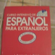 Libros de segunda mano: GUIA INTENSIVA DE ESPAÑOL PARA EXTRANJEROS. Lote 34688127