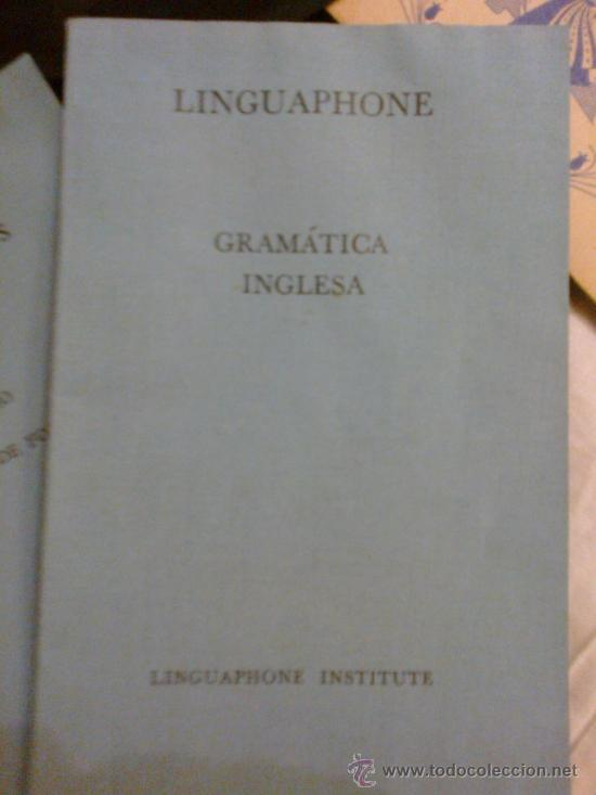 Libros de segunda mano: Linguaphone. Curso de inglés. 16 discos - Foto 5 - 35444432
