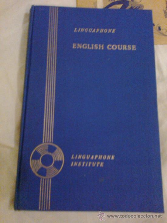 Libros de segunda mano: Linguaphone. Curso de inglés. 16 discos - Foto 4 - 35444432